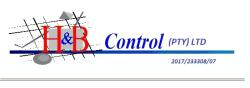 H and B Control (Pty) Ltd