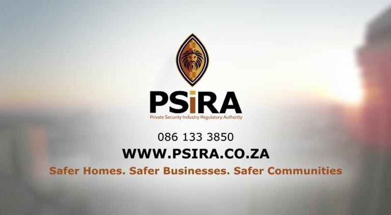 PSIRA Registration